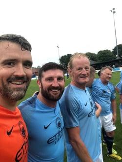 Paul Hinchy football
